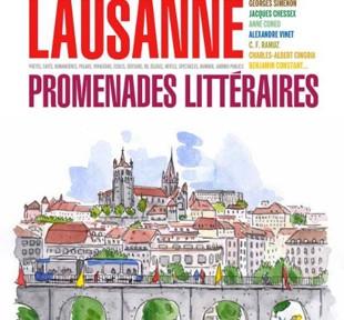 Lausanne – Promenades littéraires
