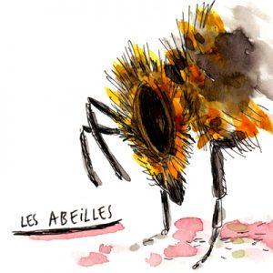 Les abeilles (projet)