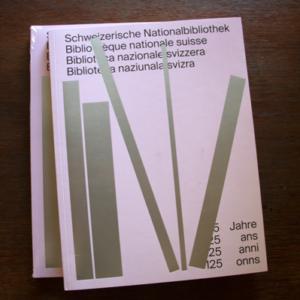 Bibliothèque nationale suisse